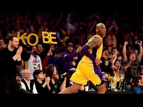 Kobe Bryant - Best Plays of 2015-2016  Season ᴴᴰ