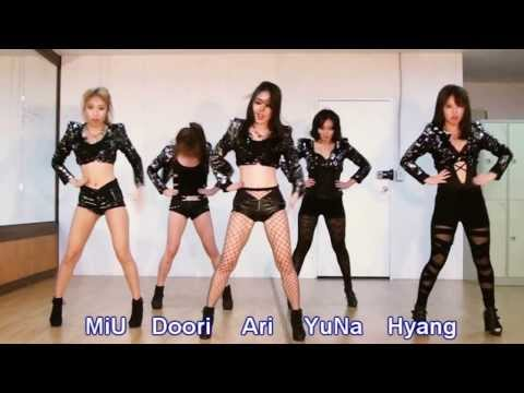 Beyonce Run The World (girls) Waveya Korea Dance Group Cover Dance video
