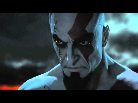 God of war 4 official Kratos Parody