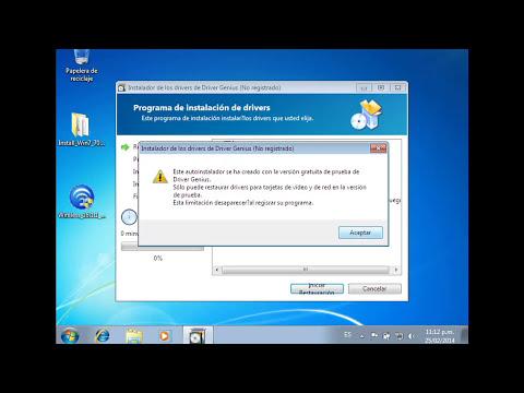 Como Formatear y Instalar Windows 7 en Canaima + Driver 2014 Bien Explicado