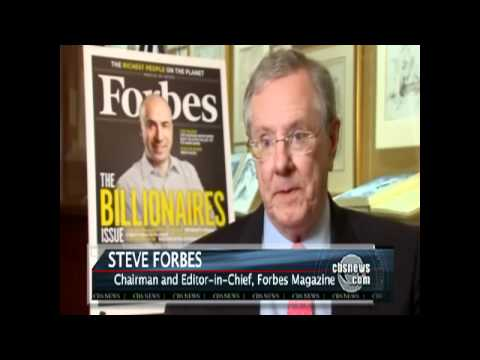 Forbes magazine's 2011 billionaires list