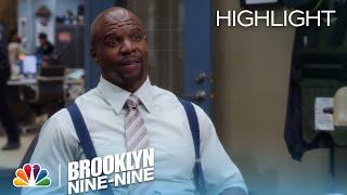 Terry Is A Bit Trigger Happy | Season 1 Ep. 5 | BROOKLYN NINE-NINE