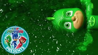 PJ Masks Creations - Toy Episode Sludge Trouble | PJ Masks Official #49