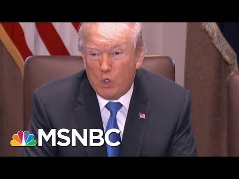 The Truth Behind President Donald Trump's Obamacare Repeal Claim | Morning Joe | MSNBC
