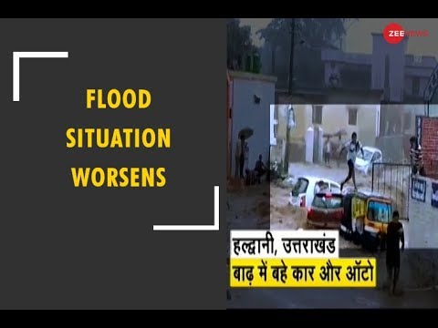 Deshhit: India faces flood situation due to heavy rainfall