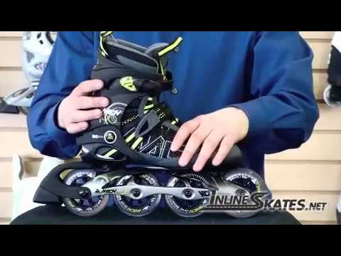 Inline Skates k2 Moto 90 k2 Mach 90 Mens Inline Skates