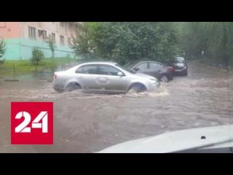 Собянин: Москва пережила еще одну стихию
