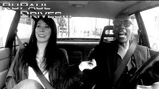 RuPaul Drives... Cassandra Peterson AKA Elvira