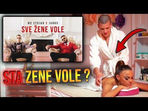 MC STOJAN - SVE ZENE VOLE (feat. JANKO) - REAKCIJA