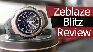 Zeblaze Blitz Review | Android On Wrist