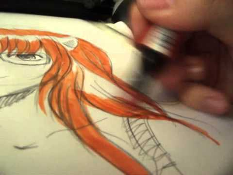 Myself Animated me Drawing Myself Anime Style