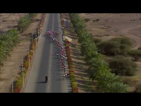 Tour of Oman 2018 - Stage 1 - LAST KILOMETRE