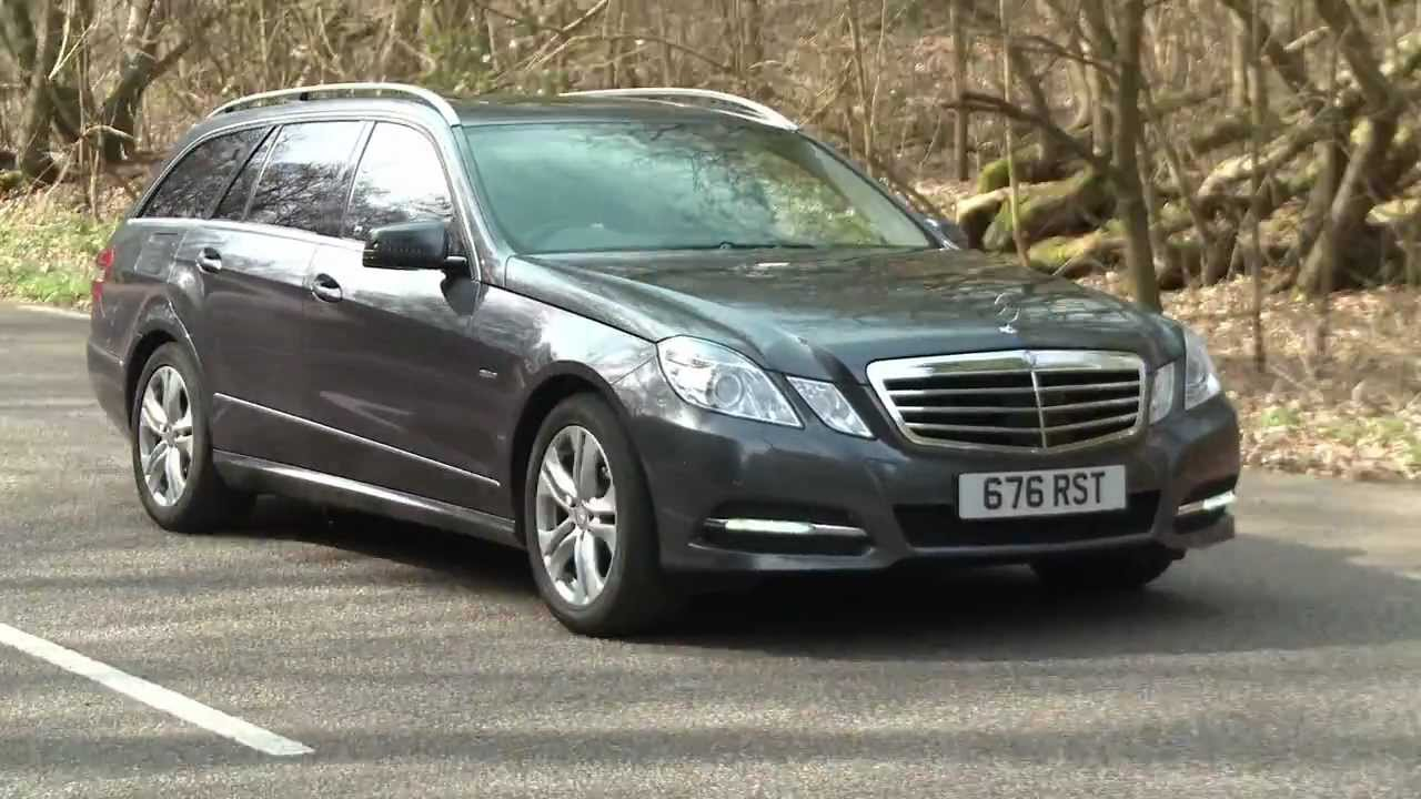 mercedes benz e class estate what car youtube. Black Bedroom Furniture Sets. Home Design Ideas
