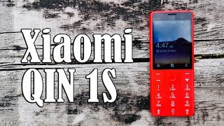 10 facts about the phone Xiaomi QIN 1S 4G II The first button!