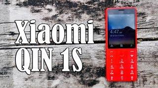 10 фактов о телефоне Xiaomi QIN 1S 4G II  Первый кнопочный !