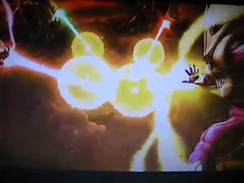 Dragon Ball Z Ultimate And Tenkaichi 3-on The Gold Toes By 18 Reasons video