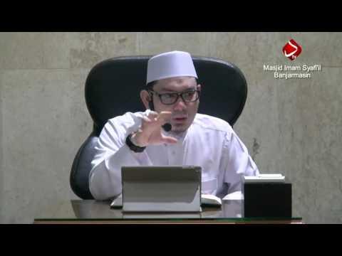 Keutamaan Empat Kalimat - Ustadz Ahmad Zainuddin Al-Banjary