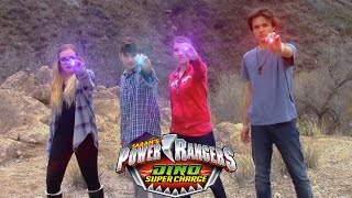 Power Rangers Dino Super Charge Silver Ranger Part 1
