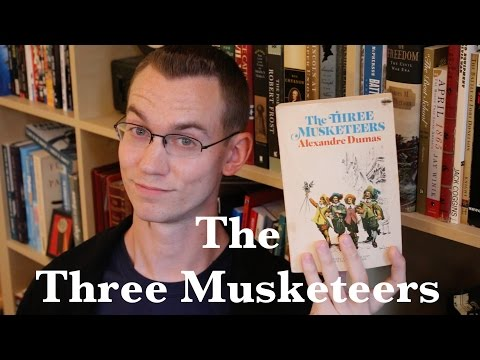 The Three Musketeers by Alexandre Dumas - Bookworm History