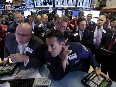 Stocks jump on jobs report