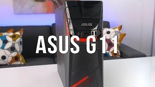 ASUS G11 Gaming PC Review!