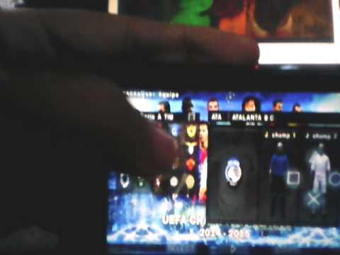PARCHE PES 2015 PSP