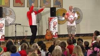 Michael Mitchell - CANADA IS FOR KIDS school show