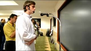 "Best recitation to listen of Surah At-Tawbah ""Fatih Seferagic"""