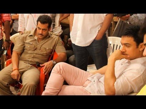 There Is A Huge Craze For Salman Khan: Aamir Khan