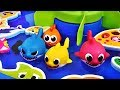 Pinkfong Baby Shark Family Bath Water Gun Play Set Let S Play In The Water With Dory PinkyPopTOY mp3