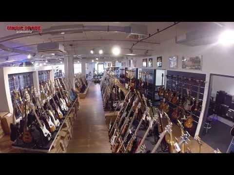 Flug durch Europas grössten Music Store