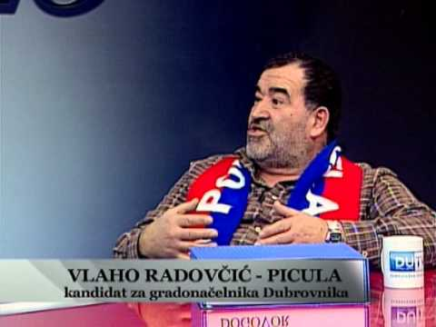 ZRCALO - gost: VLAHO RADOVCIC PICULA