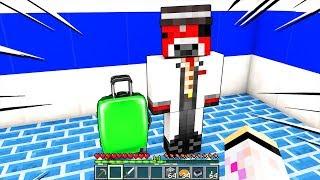 CICO VIENE A VIVERE CON NOI!! - Casa di Minecraft #2