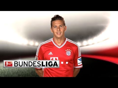 Bundesliga || Claudio Pizarro - Top 5 Goals
