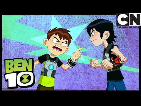 Ben 10 | Twin City | Four by Four | Cartoon Network