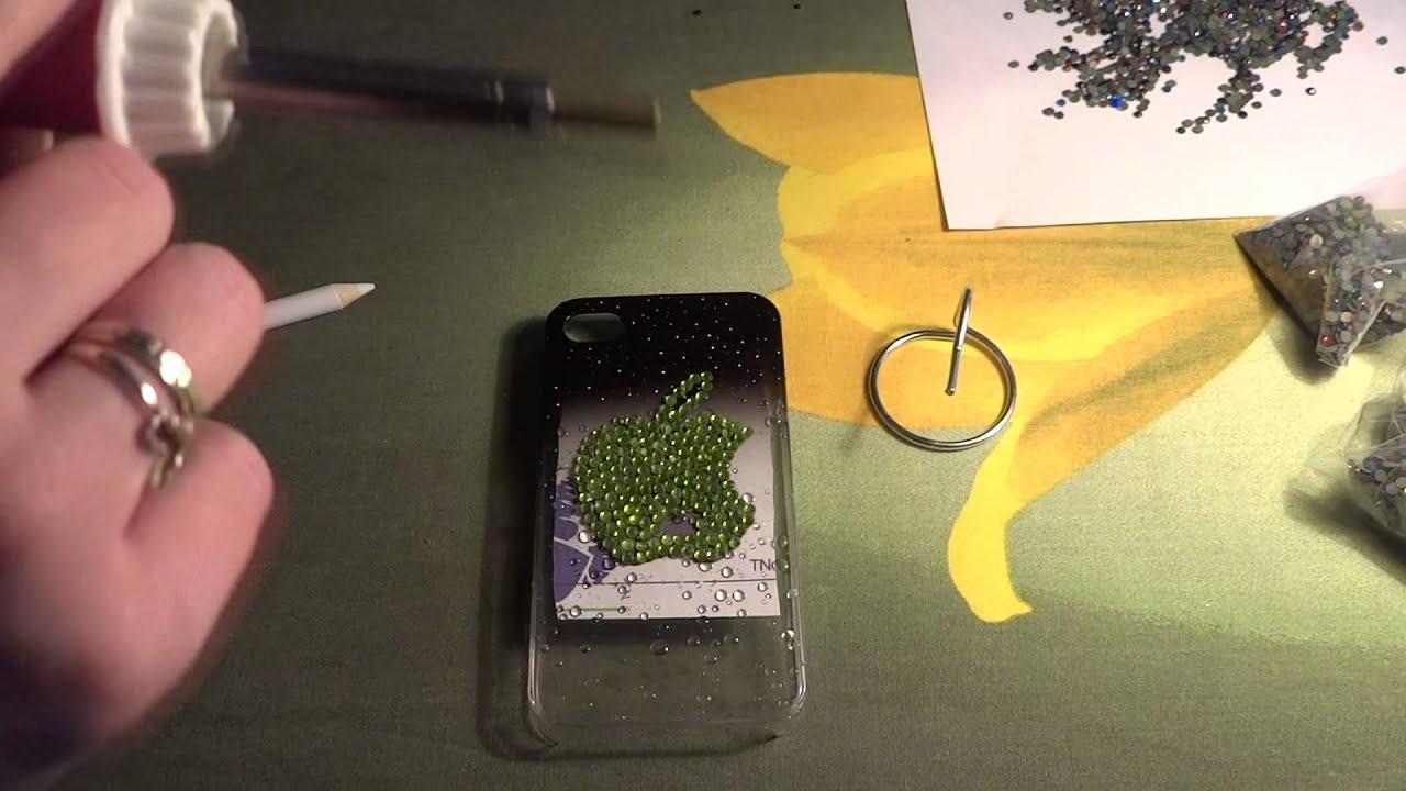Как Украсить Чехол Телефона Своими Руками Видео Фото 77
