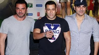 Sohail & Arbaaz Khan Need Salman Khan's Stardom | Bollywood News
