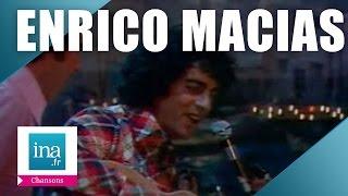 """Enrico Macias """"El Porompompero"""" (live officiel) - Archive INA"""