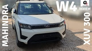 Mahindra XUV 300 W4🔥 | base model | detailed review | features | specs | price !!!