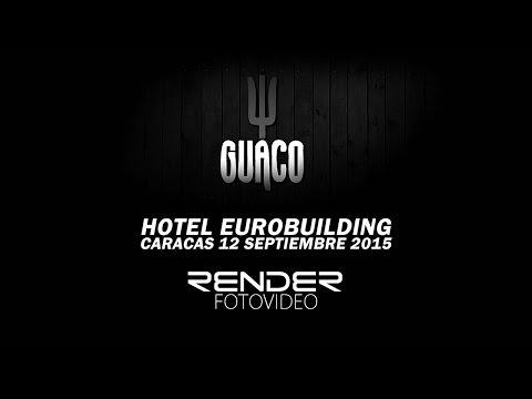 Guaco en Caracas (Septiembre 2015)