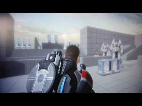 Mass Effect 2 Art Of The Game Part 2 .mp4