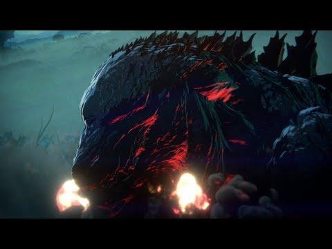 アニメーション映画『GODZILLA 怪獣惑星』予告 (08月16日 16:00 / 223 users)