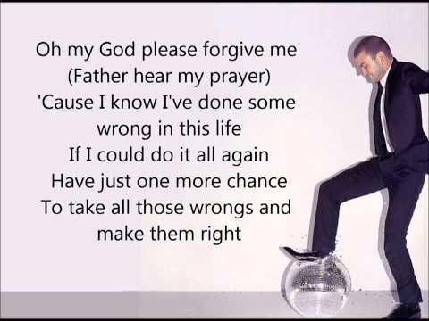 Losing my way - Justin Timberlake [Lyrics]