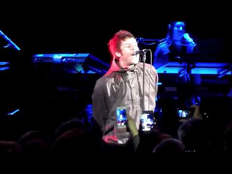 LIAM GALLAGHER + THE WHO, MY GENERATION @ SHEPHERDS BUSH EMPIRE 11 NOVEMBER 2014 HD