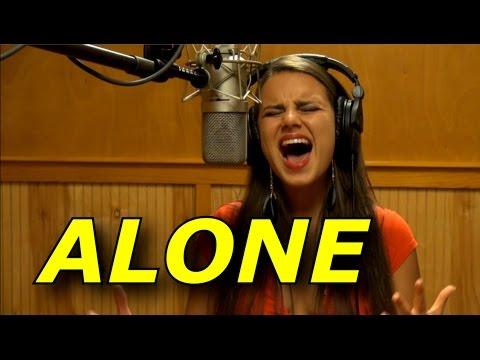 Alone - Heart - Cover - How To Sing Like Ann Wilson - Xiomara Crystal - Ken Tamplin Vocal Academy