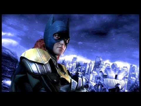 Injustice: Gods Among Us - Batgirl Character Reveal