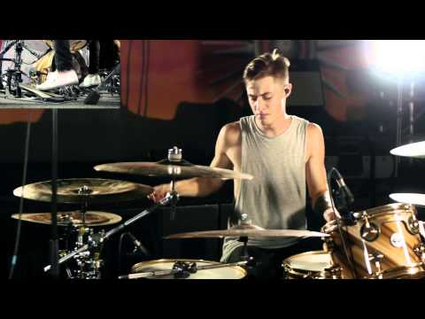 Luke Holland - Animals As Leaders - Physical Education Drum Cover