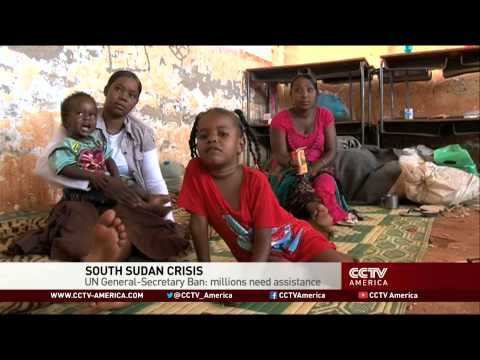 UN Secretary-General: Millions Need Assistance in S. Sudan