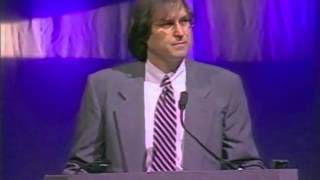 Steve Jobs talks about Toy Story Animation keynote at Siggraph (1995) Part 1