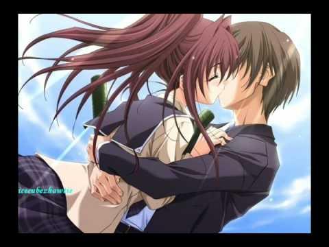 Hug And Kiss Images Animated Anime Hug And Kisses 2